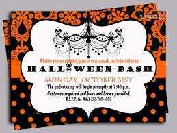 Halloween Invitation Templates by Halloween Potluck Invitation Wording Putput Info Halloween