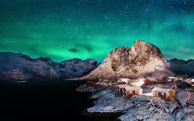 when are the northern lights in norway the best places to see the northern lights in february 2018 travel