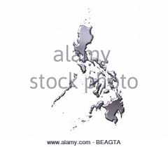 map of philippines stock photo royalty free image 136106298 alamy