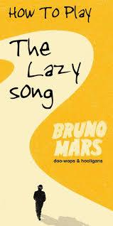 the lazy song ukulele chords by bruno mars live u0027ukulele