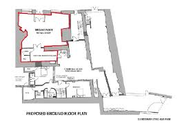 retail shop floor plan mixed use for sale in monmouth town