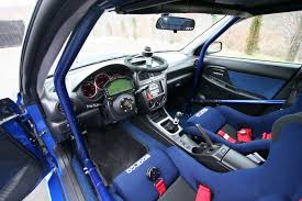 subaru wrx custom interior sports car advisors the automobile enthusiast magazine vintage