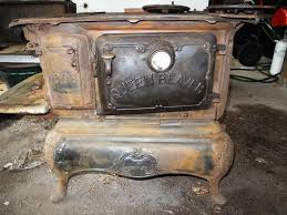 Harman Wood Stove Parts Antique Vintage Wood Burning Stove Pictures