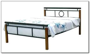 queen size metal bed frame china modern queen size double metal