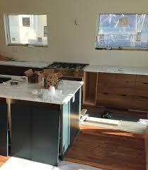 Marble Kitchen Countertops Faith U0027s Kitchen Renovation How We Finally Got Our Carrara Marble
