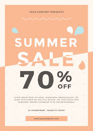 summer sale summer sale flyer by infinite78910 graphicriver