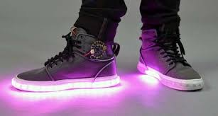 light up sneakers diy led high tops light up sneakers