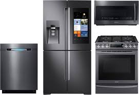 Black Kitchen Appliances by Kitchen Appliance Packages In Canada Appliances Pacific Sales