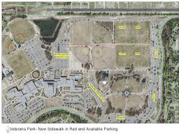 Uncw Map Athletics Parks U0026 Gardens New Hanover County North Carolina