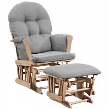 Nursery Glider Rocking Chairs Furniture Comfortable Rocker Glider For Your Interior Decor