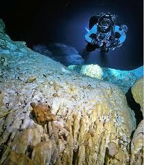 age era bones recovered underwater caves mexico