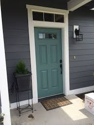 front door colors for gray house top modern bungalow design teal door grey houses and colour gray
