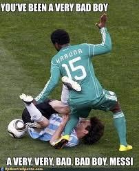 Football Player Meme - hilarious soccer memes