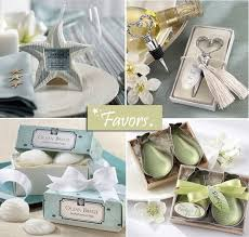 The Knot Favors by Wedding Reception Décor
