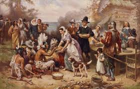 the true story of thanksgiving saints strangers article