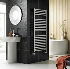 Small Heated Towel Rails For Bathrooms Modern Series Wall Mount Towel Warmer Radiator Jack London