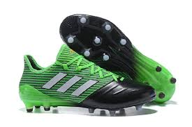 buy boots football buy adidas ace 17 1 fg sock football boots green gold black
