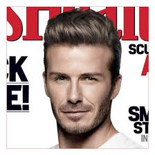 good haircuts for men with receding hairlines also david beckham