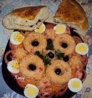 recettes cuisine alg駻ienne recette macédoine cuisine algerienne