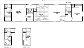 trailer floor plans single wides single wide mobile homes factory expo home centers