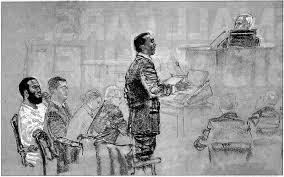 the halmanator courtroom sketch artists