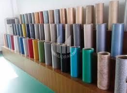 top quality self adhesive high glossy pvc vinyl flooring roll