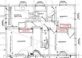 Split Floor Plan by Ductless Mini Split Cooling Design Terry Love Plumbing U0026 Remodel