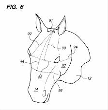 halloween template printable horse mask template horse mask pony costume felt face free