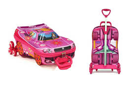 pink kid car great travel bags for kids travel leisure