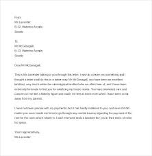 9 tenant complaint letter templates u2013 free sample example