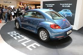 dark blue volkswagen volkswagen beetle