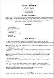 Medical Billing Resume Examples by Automotive Resume Templates To Impress Any Employer Livecareer