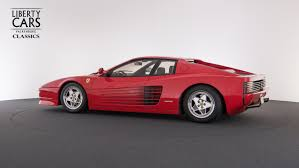 ferrari hatchback coupe ferrari testarossa liberty cars exclusive automotive