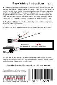 amazon com universal plug n play wiring harness for motorcycle
