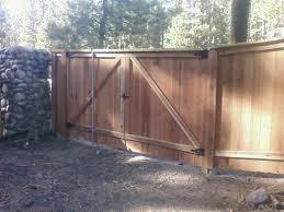 gates u2013 tahoe fence