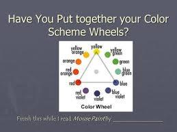 color schemes color harmony monochromatic analogous