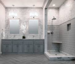 awesome fascinating bathrooms trends 2015 classic vintage bathroom design ideas presenting grey polished double bathroom cabinets with white ceramic vessel sink