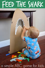 20 simple shark crafts for kids sweet rose studio
