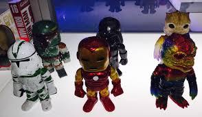 toy fair 2015 funko hikari man u0026 hulk revealed marvel toy
