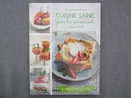 livre cuisine saine livre cuisine saine pour les gourmands neuf emballé autres