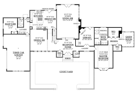blaine point english style home plan 016s 0004 house plans and more