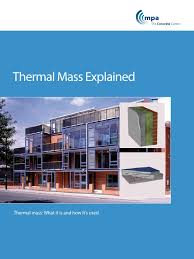 mb thermal mass explained jan12 building insulation solar energy