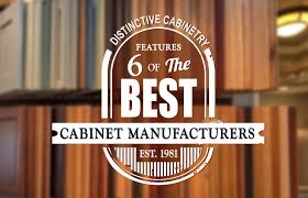 what brand of kitchen cabinets are the best six of the best kitchen cabinet manufacturers