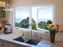 Window Over Sink In Kitchen by Opening Your Windows Is A Breeze Simonton Windows U0026 Doors