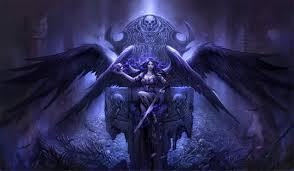 black angel by sandara on deviantart