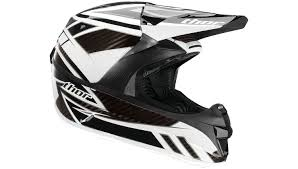 thor helmet motocross product highlight 2012 thor force carbon helmet motosport