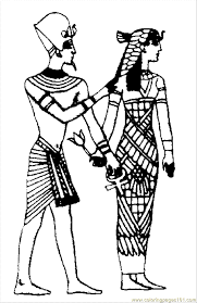 egyptian coloring pages coloring