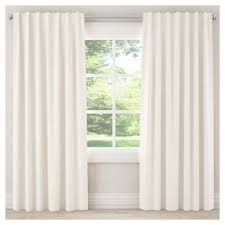 Target Linen Curtains 96 Inch Curtains Target