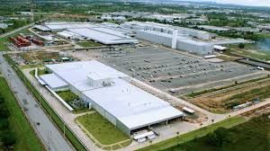 lexus made in thailand gm opens new state of the art diesel engine plant in rayong