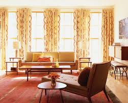 curtains for living room with brown furniture curves back rest